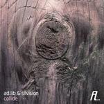 AD LIB/SILVISION - Collide (Front Cover)