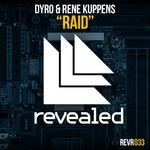 DYRO/RENE KUPPENS - Raid (Front Cover)