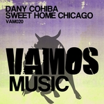 COHIBA, Dany - Sweet Home Chicago (Front Cover)