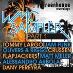 VARIOUS - WMC Sampler Part 1 (Front Cover)