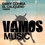 COHIBA, Dany - El Caliqueno (Front Cover)