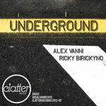 VANNI, Alex/RICKY BIRICKYNO - Underground (Front Cover)
