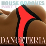 VARIOUS - Danceteria Pt 1 (House Grooves) (Front Cover)