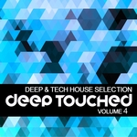 VARIOUS - Deep Touched (Deep House Selection Vol 4) (Front Cover)