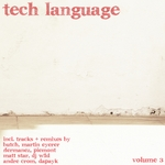 VARIOUS - Tech Language: Vol 3 (Front Cover)