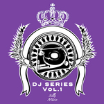 VARIOUS - DJ Series Vol 1 (Front Cover)