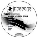 KRIEGER, Patrick - Obscure & Surreal Pt 2 EP (Front Cover)