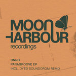ONNO - Paragroove EP (Front Cover)