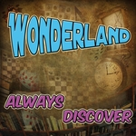 ALWAYS DISCOVER - Wonderland (Front Cover)