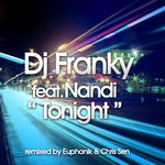 DJ FRANKY - Tonight (Front Cover)