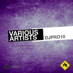 VARIOUS - DJPro Records 010 (Front Cover)