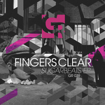 FINGERS CLEAR - Sugar Beat EP (Front Cover)