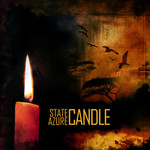 STATE AZURE - Candle (Front Cover)