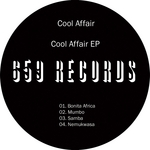 COOL AFFAIR - Cool Affair EP (Front Cover)
