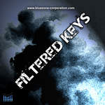 BLUEZONE CORPORATION - Filtered Keys (Sample Pack WAV) (Front Cover)