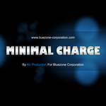 BLUEZONE CORPORATION - Minimal Charge (Sample Pack WAV/AIFF) (Front Cover)