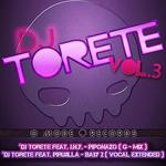 DJ TORETE - Baby 2/Piponazo (Front Cover)