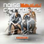 NOISECONTROLLERS feat ALPHA2 - Moonraker (Front Cover)