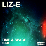 LIZ E - Time & Space (Front Cover)