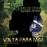 GEORGIO STAR feat GLENDA PETERS - Volta Para Mim (Front Cover)
