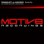 TRANZLIFT vs AIRYBOY - Butterfly (Front Cover)