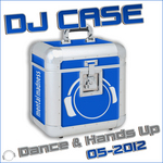 VARIOUS - DJ Case Dance & Hands Up (Front Cover)