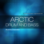 BLUEZONE CORPORATION - Arctic Drum & Bass (Sample Pack WAV/WAV/REX) (Front Cover)