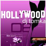 DJ TOMKA - Hollywood (Front Cover)