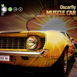 OSCARFLY - Muscle Car (Front Cover)