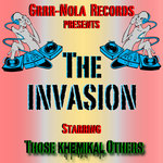 THOSE KHEMIKAL OTHERS - The Invasion (Front Cover)