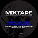 MR JONES - HyperFunk EP (Front Cover)