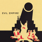 CRACKBOY - Evil Empire EP (Front Cover)