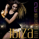 VARIOUS - Ibiza Club Sensation Vol 2 (Front Cover)