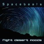 SPACEBEATS - Night Desert Moods (Front Cover)