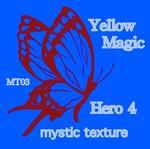HERO 4 - Yellow Magic (Front Cover)