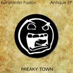FAZLOV, Konstantin - Antique EP (Front Cover)