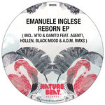 EMANUELE INGLESE - Reborn EP (Front Cover)