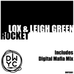 LOX/LEIGH GREEN - Rocket (Front Cover)