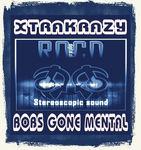 XTRAKRAZY - Bobs Gone Mental (Front Cover)