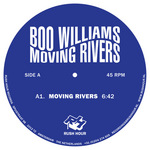 WILLIAMS, Boo - Moving Rivers (Front Cover)