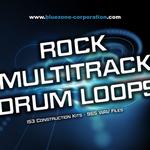 Rock: Multitrack Drum Loops (Sample Pack WAV)