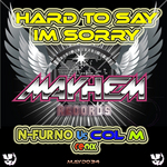 N FURNO vs COL M - Hard To Say I'm Sorry (Front Cover)