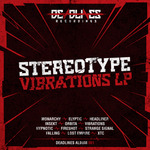 STEREOTYPE - Vibrations LP (Front Cover)