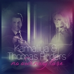 KAMALIYA/THOMAS ANDERS - No Ordinary Love (Front Cover)