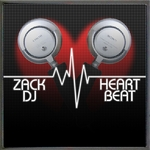 ZACK DJ - Heartbeat (Front Cover)