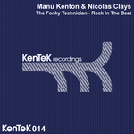 KENTON, Manu/NICOLAS CLAYS - The Fonky Technician Rock In The Beat (Front Cover)