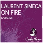 SIMECA, Laurent - On Fire (Front Cover)