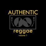 VARIOUS - Authentic Reggae: Vol 1 (platinum edition) (Front Cover)