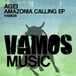 AGEI - Amazonia Calling EP (Front Cover)