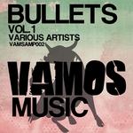 ALESSAN MAIN/AXEL FOWLEY/NEMANJA STAMENKOVIC/AGEI - Bullets Vol 1 (Front Cover)